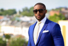Classic Blue Suit