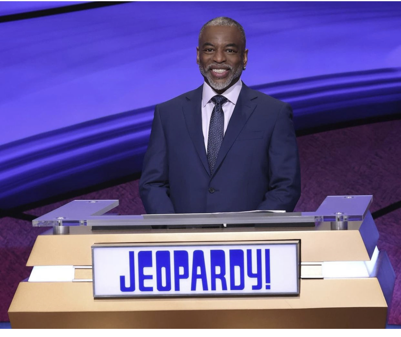 LeVar Burton Will Start Guest Hosting Jeopardy - Fans Plan To Boost Ratings